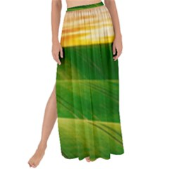 Hills Countryside Sky Rural Maxi Chiffon Tie Up Sarong by Celenk
