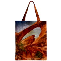 Canyon Desert Rock Scenic Nature Classic Tote Bag by Celenk