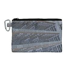 Ducting Construction Industrial Canvas Cosmetic Bag (medium)