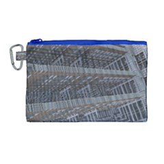Ducting Construction Industrial Canvas Cosmetic Bag (large) by Celenk