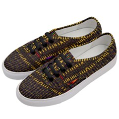 Hot As Candles And Fireworks In Warm Flames Women s Classic Low Top Sneakers by pepitasart
