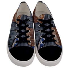 Banjo Player Outback Hill Billy Men s Low Top Canvas Sneakers