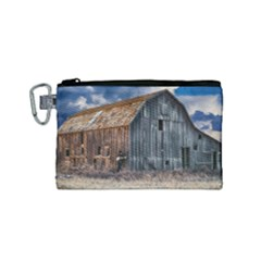 Banjo Player Outback Hill Billy Canvas Cosmetic Bag (small)