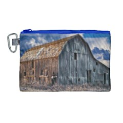 Banjo Player Outback Hill Billy Canvas Cosmetic Bag (large) by Celenk