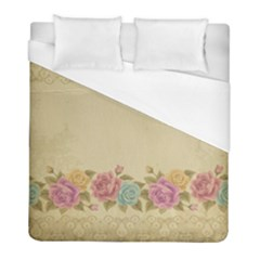 Shabby Country Duvet Cover (full/ Double Size) by 8fugoso