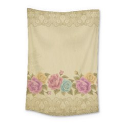 Shabby Country Small Tapestry by 8fugoso