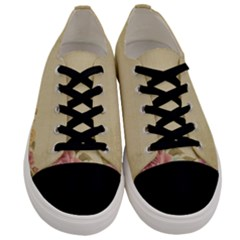 Shabby Country Men s Low Top Canvas Sneakers