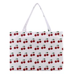 Cherries Medium Tote Bag