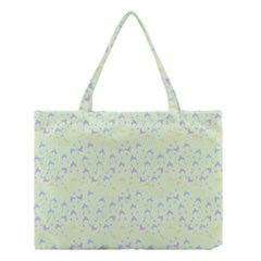 Minty Hats Medium Tote Bag
