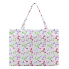 Candy Cherries Medium Tote Bag