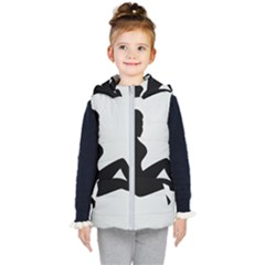 Girls Of Fitness Kid s Puffer Vest by Mariart