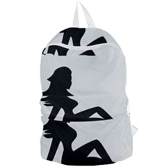 Girls Of Fitness Foldable Lightweight Backpack