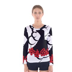 Flamenco Dancer Women s Long Sleeve Tee
