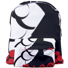 Flamenco Dancer Giant Full Print Backpack by AnjaniArt