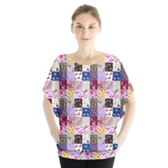 Quilt Of My Patterns Small Blouse