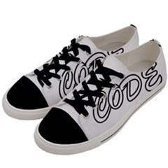 Code White Men s Low Top Canvas Sneakers by Code