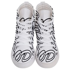 Code White Men s Hi Top Skate Sneakers