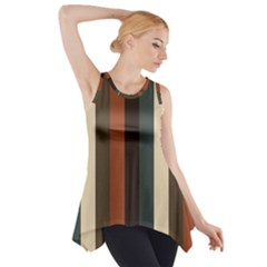 Young Nature Side Drop Tank Tunic by snowwhitegirl
