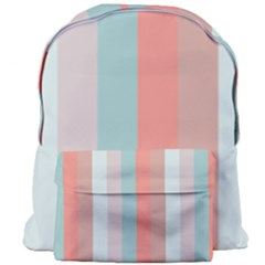 Seafoam Splash Giant Full Print Backpack