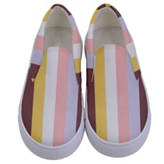 Dolly Kids  Canvas Slip Ons