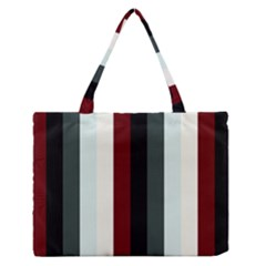 Sitting Zipper Medium Tote Bag by snowwhitegirl