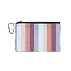 Grape Tapestry Canvas Cosmetic Bag (small)