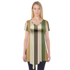 Earth Goddess Short Sleeve Tunic