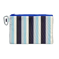 Sailor Canvas Cosmetic Bag (large) by snowwhitegirl