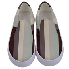 Mint Sunday Kids  Canvas Slip Ons