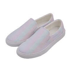 Albino Pinks Women s Canvas Slip Ons by snowwhitegirl