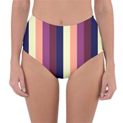 Sisters Reversible High-waist Bikini Bottoms by snowwhitegirl