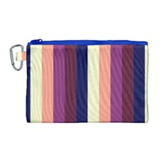 Sisters Canvas Cosmetic Bag (large) by snowwhitegirl
