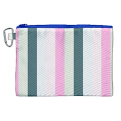Olivia Canvas Cosmetic Bag (xl) by snowwhitegirl