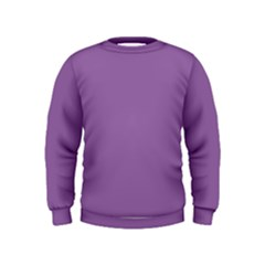 Another Purple Kids  Sweatshirt by snowwhitegirl