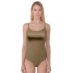 Brownish Camisole Leotard  by snowwhitegirl