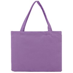 Uva Purple Mini Tote Bag by snowwhitegirl