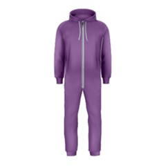 Uva Purple Hooded Jumpsuit (kids) by snowwhitegirl