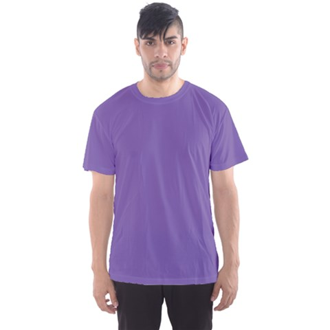 Purple Star Men s Sports Mesh Tee by snowwhitegirl