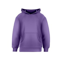Purple Star Kids  Pullover Hoodie by snowwhitegirl