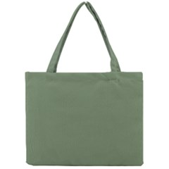 Army Green Mini Tote Bag by snowwhitegirl