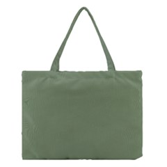 Army Green Medium Tote Bag by snowwhitegirl