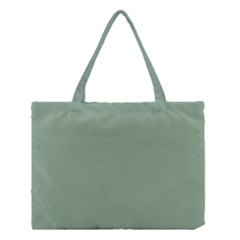Mossy Green Medium Tote Bag by snowwhitegirl