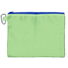 Pistachio Taste Canvas Cosmetic Bag (xxl) by snowwhitegirl