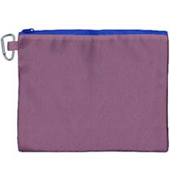 Medium Grape Canvas Cosmetic Bag (xxxl) by snowwhitegirl