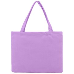 Purple Whim Mini Tote Bag by snowwhitegirl