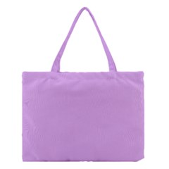 Purple Whim Medium Tote Bag by snowwhitegirl