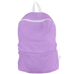 Purple Whim Foldable Lightweight Backpack