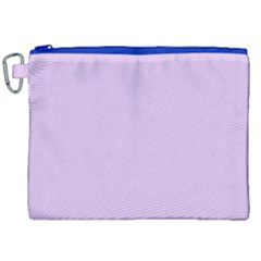 Lilac Morning Canvas Cosmetic Bag (xxl) by snowwhitegirl