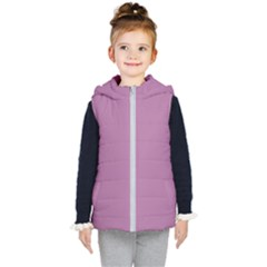 Silly Purple Kid s Puffer Vest