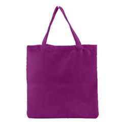 Grape Juice Grocery Tote Bag by snowwhitegirl